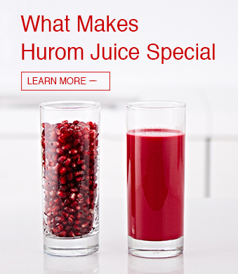 Genuine Color of Hurom Juice