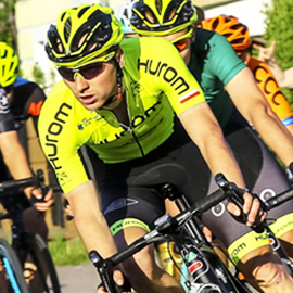 Hurom sponsors cycling team for Tour de Pologne (Tour of Poland) 270