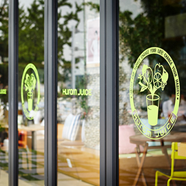 Hurom Juice Cafes pc